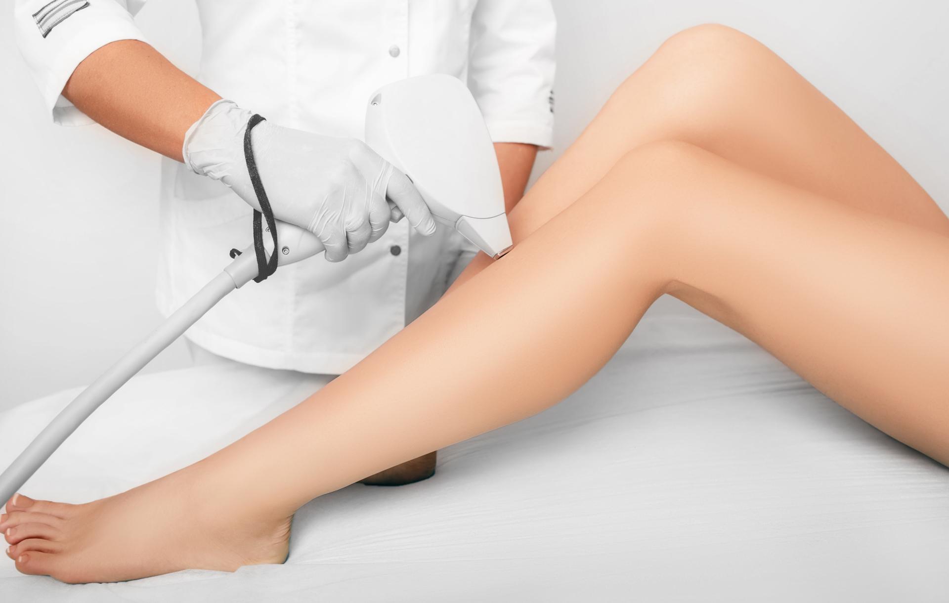 Laser Hair Removal - Les Nouvelles Esthétiques & Spa